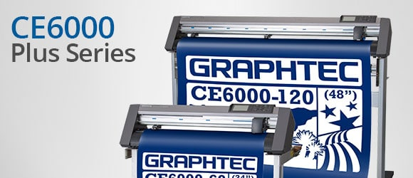 Plotters de Corte Graphtec CE6000 Plus Series